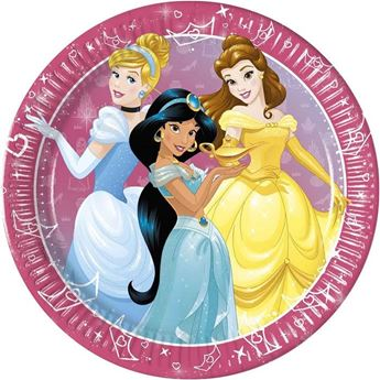 Picture of Platos Princesas Disney Daydream grandes (8)
