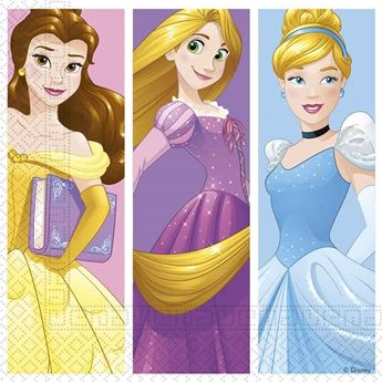 Picture of Servilletas Princesas Disney Daydream (20)