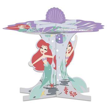 Picture of Stand Cupcake Ariel la sirenita