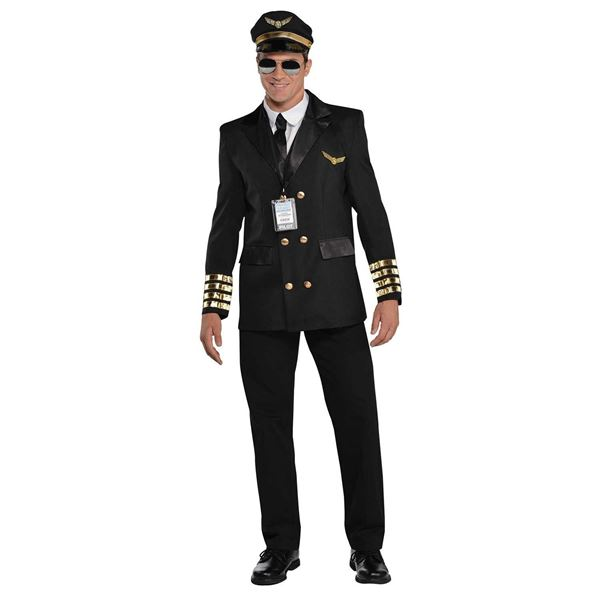 Picture of Disfraz Piloto aviador Talla L