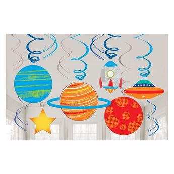 Picture of Decorados espirales Planetas (12)