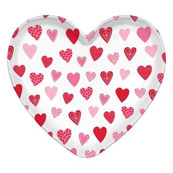 Imagen de Bandeja forma corazón grande
