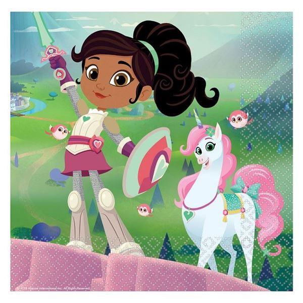 Imagens de Servilletas Nella La princesa valiente (16)
