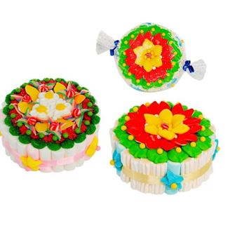 Picture of Tarta de chuches surtida (500g)