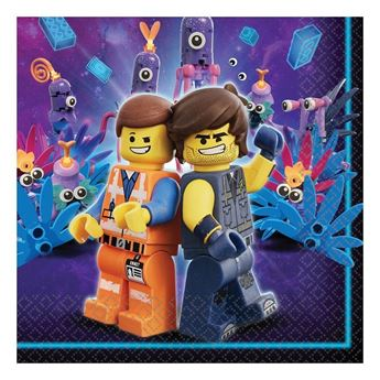 Picture of Servilletas LEGO Movie 2 (16)