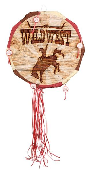 Imagen de Piñata oeste Wild West