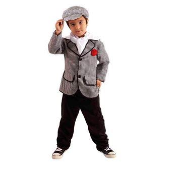 Imagens de Disfraz Chulapo infantil (Talla 5-7)