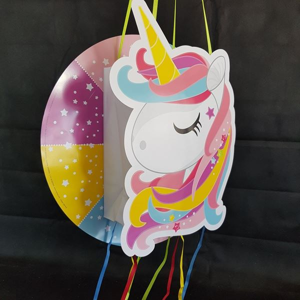 Picture of Piñata Unicornio Arcoiris