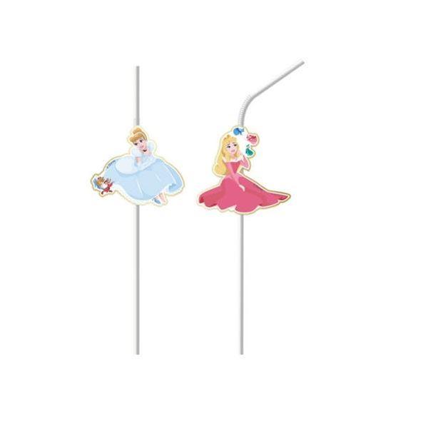 Imagen de Pajitas Princesas Disney Mágicas (6)