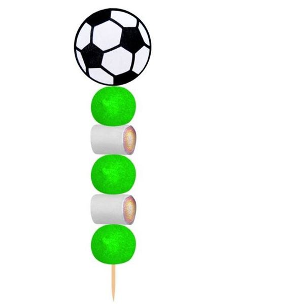 Imagens de Brocheta chuches Fútbol