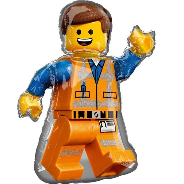 Picture of Globo Forma Lego Movie 2