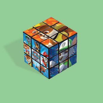 Imagen de Cubo puzzle Patrulla Canina mini