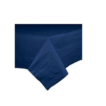 Picture of Mantel azul Oscuro de papel