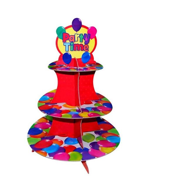 Imagens de Stand para cupcakes Colores