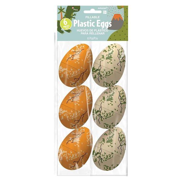 Imagens de Juguetes huevos dinosaurios