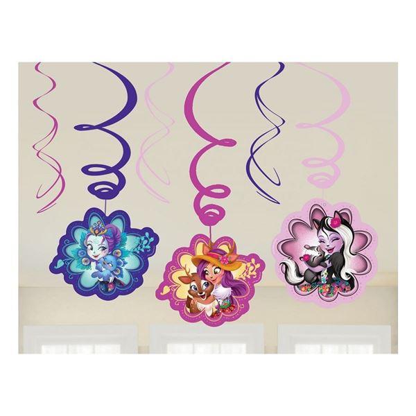 Imagens de Decorados espirales Enchantimals (6)