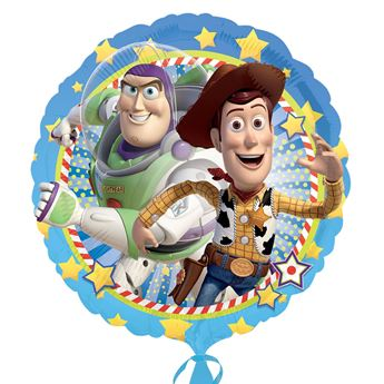 Picture of Globo Buzz y Woddy Toy Story