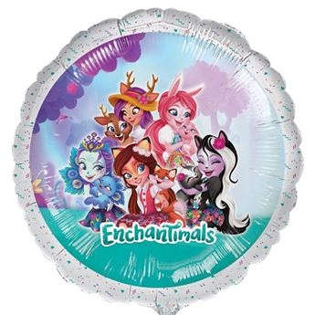 Picture of Globo foil Enchantimals