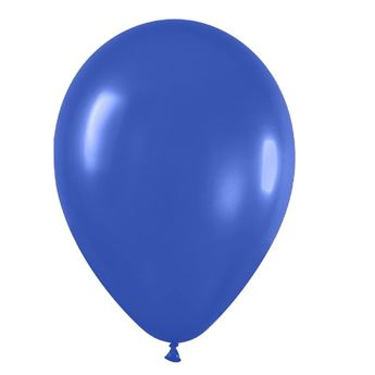 Picture of Globos Azul Real Fashion Sólido 13cm R5-041 (100)