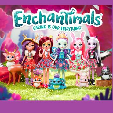 Picture for category Cumpleaños Enchantimals