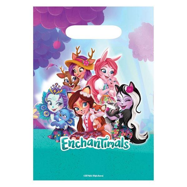 Picture of Bolsas de chuches Enchantimals (8)