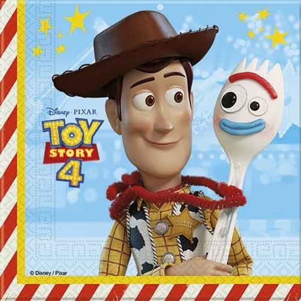 Picture of Servilletas Toy Story 4 (20)