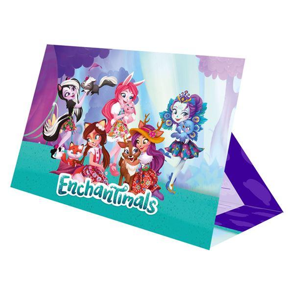 Picture of Invitaciones Enchantimals (8)