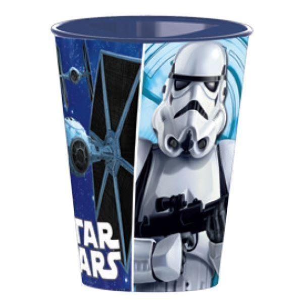 Picture of Vaso Star Wars plástico duro