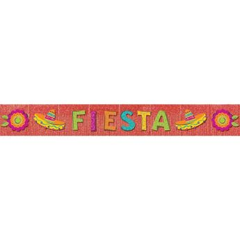 Picture of Banner Gigante Fiesta Mexicano (3m)