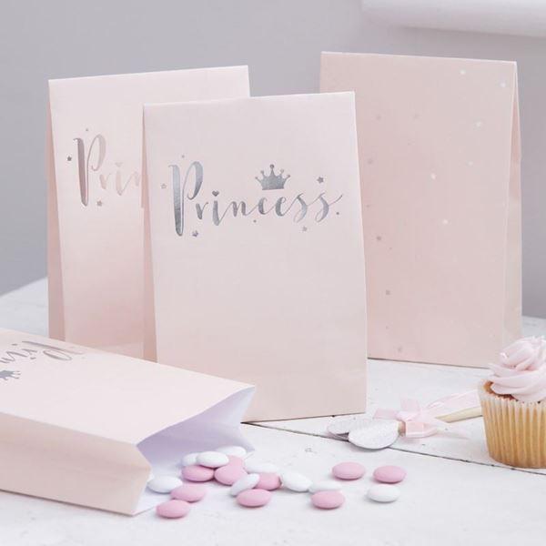 Picture of Bolsas papel Princess elegantes (8)
