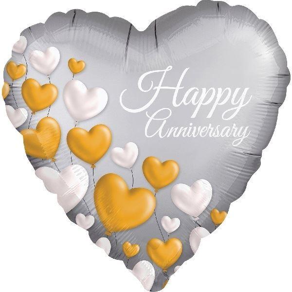 Imagens de Globo Feliz Aniversario corazones