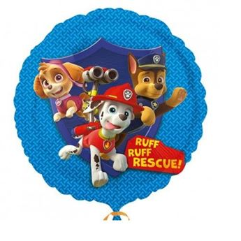 Picture of Globo Patrulla Canina azul