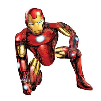Picture of Globo Iron Man gigante
