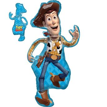 Picture of Globo Woody el Vaquero Toy Story