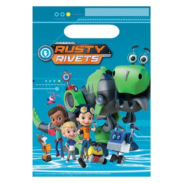 Picture of Bolsas chuches Rusty Rivets (8)