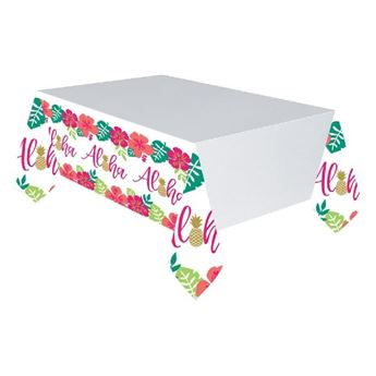 Picture of Mantel Aloha papel