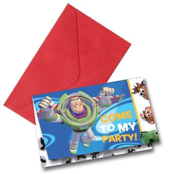 Picture of Invitaciones Toy Story (6)