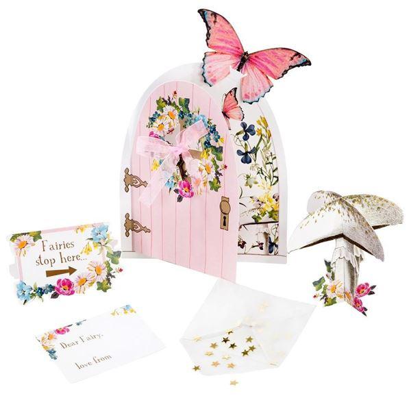 Imagen de Decoración kit Hada mariposa