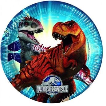 Picture of Platos Dinosaurios Jurassic World (8)