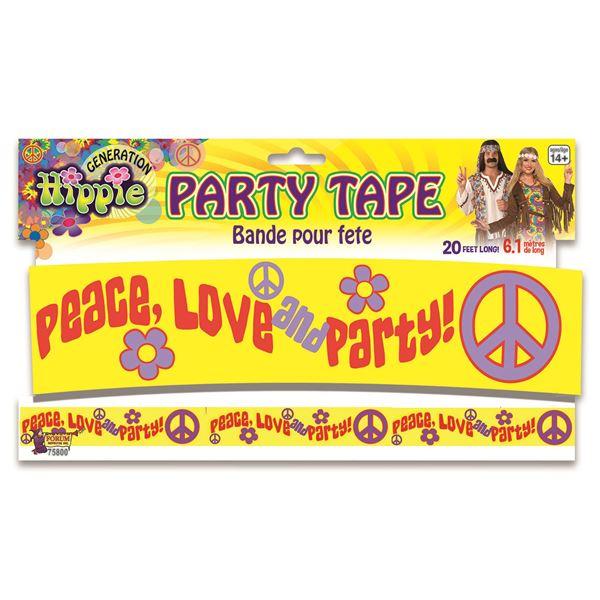 Imagens de Decoración Banner Hippie (6m)