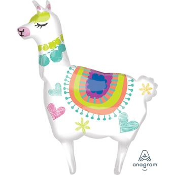 Picture of Globo Super forma Llama 104cm