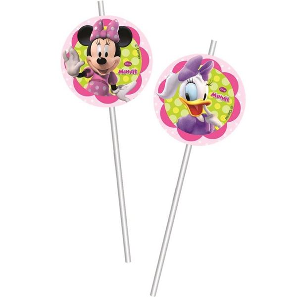 Picture of Pajitas Minnie Mouse rosa (6)