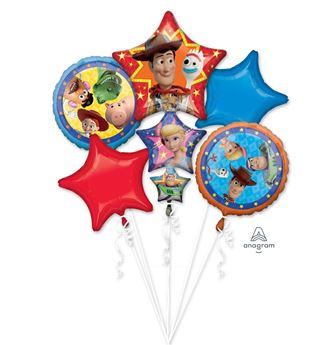 Picture of Globos Bouquet Toy Story 4