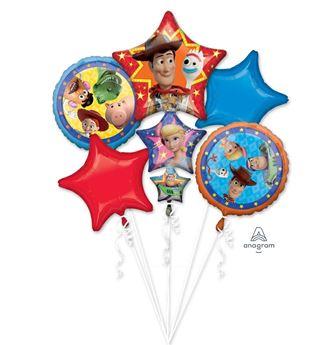 Imagens de Globos Bouquet Toy Story 4