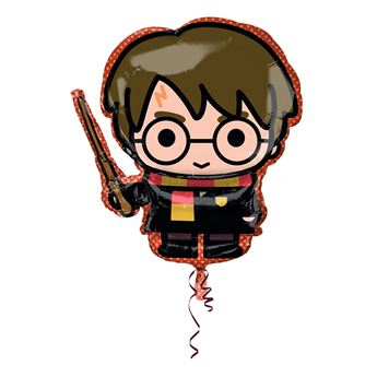 Picture of Globo Harry Potter dibujo grande (78cm)