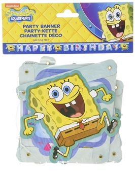 Picture of Guirnalda Happy Birthday Bob Esponja (6)