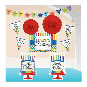 Picture of Kit decoración Happy Birthday (10)