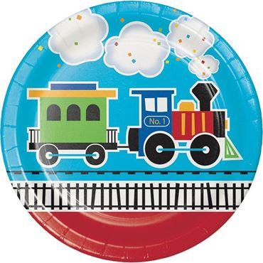 Picture for category Cumpleaños de trenes