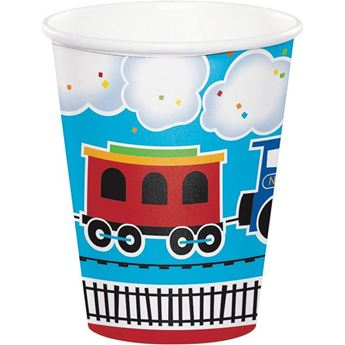 Picture of Vasos Tren Todos a Bordo (8)