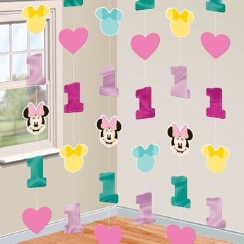 Imagen de Tiras 1 Añito Minnie Mouse (2m)